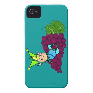 Cute fat goblin iPhone 4 Case-Mate case