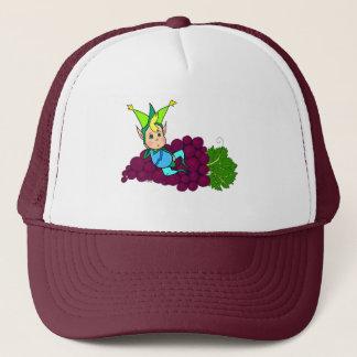 Cute fat goblin trucker hat