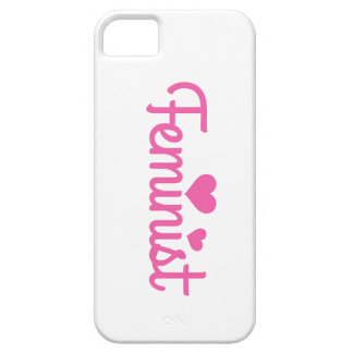 Cute Feminist iPhone SE/5/5s Case