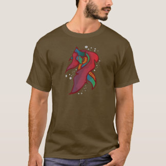 Cute Fire Dragon T-Shirt