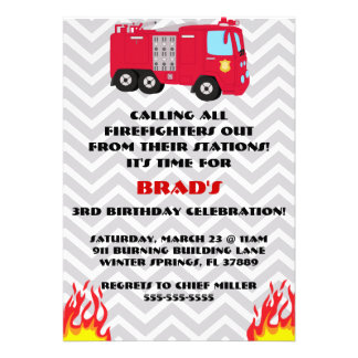 fire chief retirement invitations | just b.CAUSE