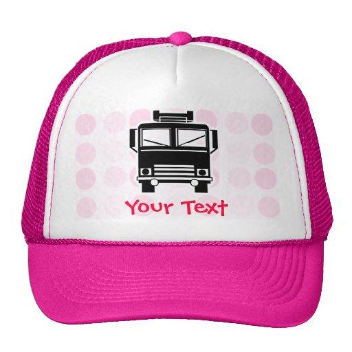 Cute Fire Truck Hats