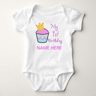 Cute First Birthday T Shirt