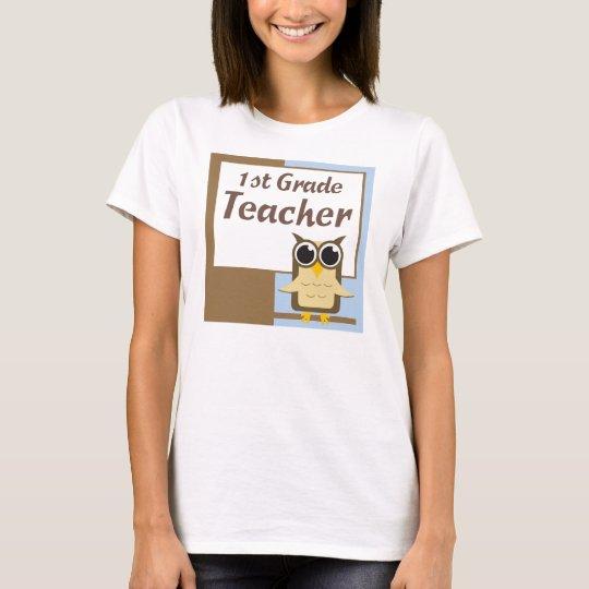 Cute First Grade Teacher T Shirt