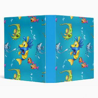 cute fish binder