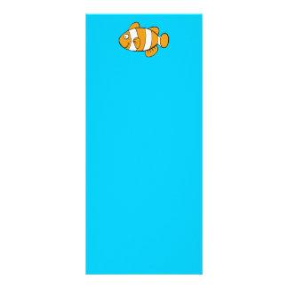 Cute Fish Custom Rack Cards