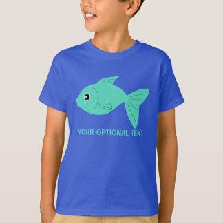 Cute Fish custom shirts & jackets