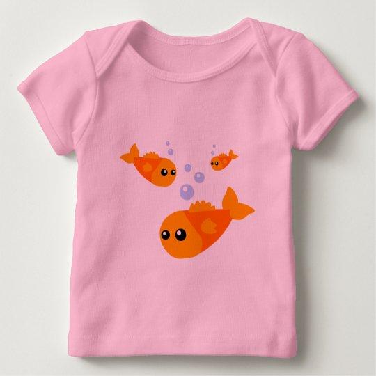 Cute Fish Infant T-Shirt