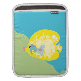 Cute Fish iPad Sleeve
