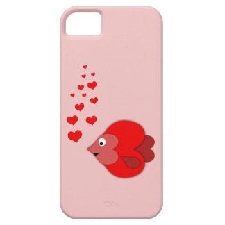 Cute Fish Love iPhone 5 Cases