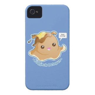 Cute Flapjack Octopus iPhone 4 Case