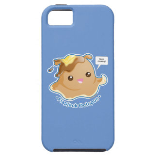 Cute Flapjack Octopus iPhone SE/5/5s Case