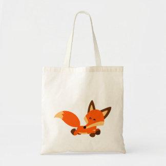 Cute Fleet Cartoon Fox Bag