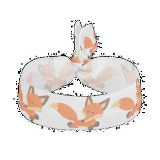 Cute Fleet Cartoon Fox Hair Tie
