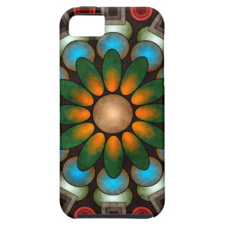 Cute Floral Abstract Vector Art iPhone 5 iPhone 5 Cases