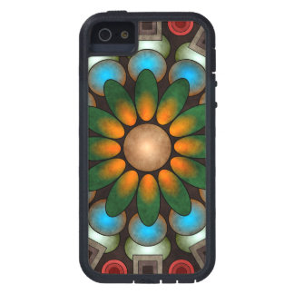 Cute Floral Abstract Vector Art iPhone 5 Covers