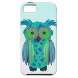 Cute floral owl iPhone 5 case