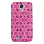 Cute Floral Pattern Samsung Galaxy S4 Cases