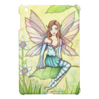 Cute Flower Fairy Art iPad Mini Cover