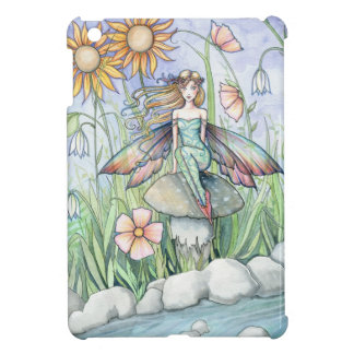 Cute Flower Fairy by Creek iPad Mini Cases