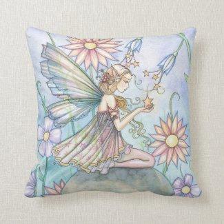Cute Flower Fairy Pillow