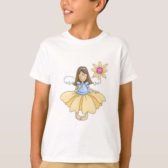 Cute Flower Fairy T-Shirt