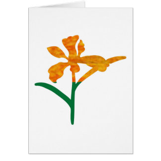 CUTE Flower Graphics : BEAUTY in Simplicity Card