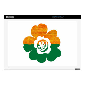 CUTE Flower Graphics : BEAUTY in Simplicity Skin For Laptop