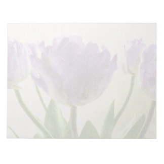 Cute flower print note pads | Writing paper