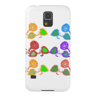 CUTE Flower Show for KIDS n GIRLY Moms Galaxy S5 Cases