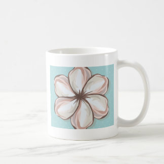 cute flower taza de café
