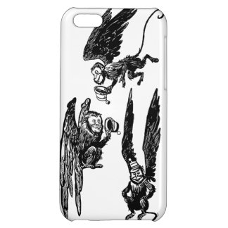 Cute Flying Monkeys! Wizard of Oz iphone5 case iPhone 5C Case