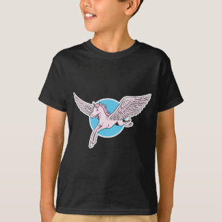cute flying pegasus T-Shirt