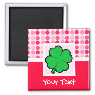 Cute Four Leaf Clover Magnets