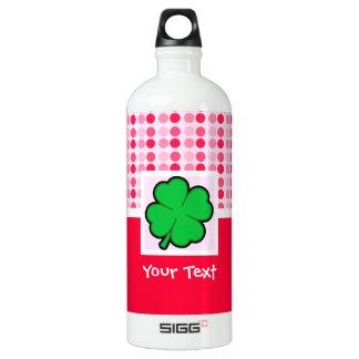 Cute Four Leaf Clover SIGG Traveler 1.0L Water Bottle
