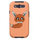 cute fox galaxy SIII case