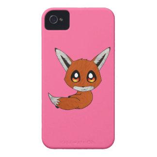 cute fox iPhone 4 cover