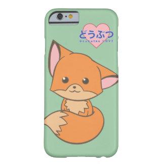 Cute Fox iPhone / iPad case - DoubutsuLOVE