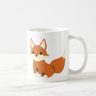 Cute Fox Mug Mugs
