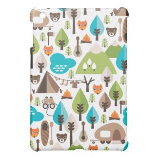 Cute fox retro iphone case case for the iPad mini