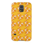 Cute foxy pattern cases for galaxy s5