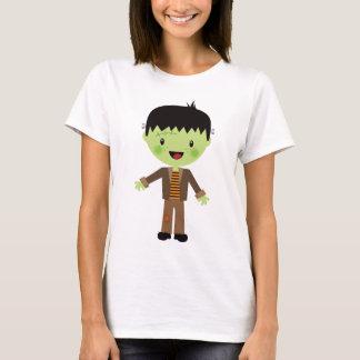 Cute  Frankenstein Halloween Costume T-Shirt