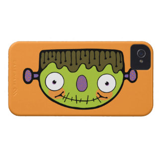 Cute Frankenstein iPhone 4 Case-Mate Case