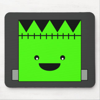 Cute Frankenstein Mouse Pad