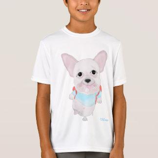 Cute French bulldog by ORDesigns T-Shirt