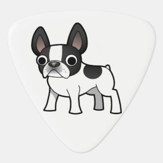 Cute French Bulldog Guitar Pick