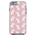 Cute French Bulldog Pegasus in the mythical world Tough iPhone 6 Case
