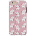 Cute French Bulldog Pegasus in the mythical world Tough iPhone 6 Plus Case