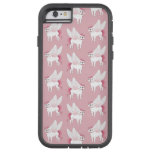 Cute French Bulldog Pegasus in the mythical world Tough Xtreme iPhone 6 Case