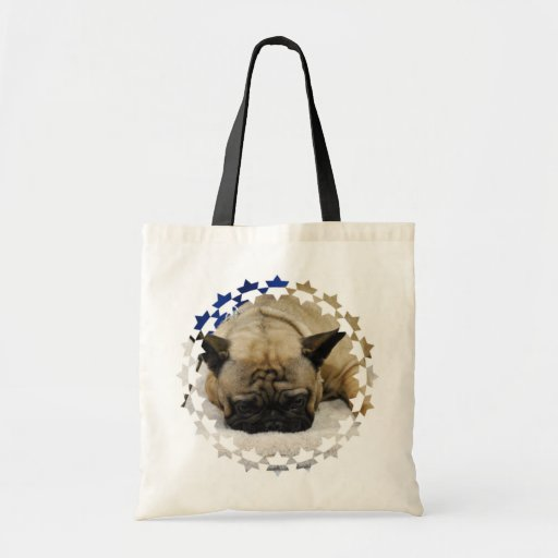 Cute French Bulldog Small Tote Bag